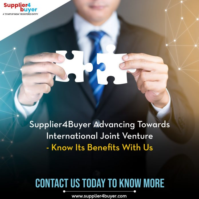 Benefits of Joint Venture by Supplier4Buyer