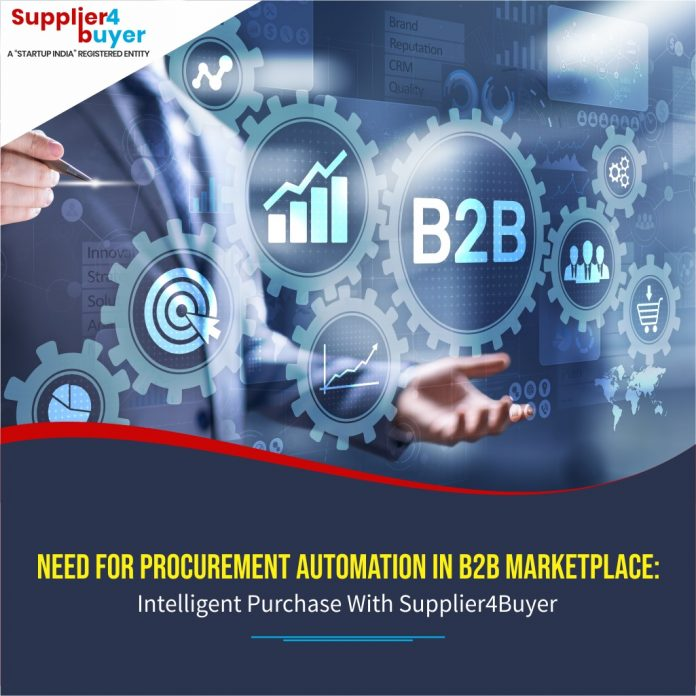 Automation in B2B marketplace Intelligent Purchase